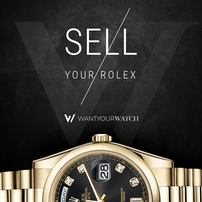 Sell Your Rolex Watch