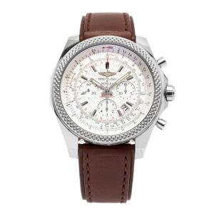 Breitling Bentley B06 49mm Stainless Steel Automatic w/White Dial - AB061112/G802 Dial
