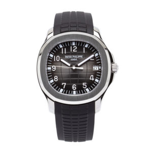 Patek Philippe Aquanaut Stainless Steel w/Black Dial - 5167A-001 Dial